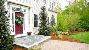 Landscaping Front Of House by Front Of House Landscaping Ideas Colonial Pdf Idolza