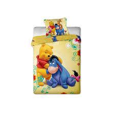 chambre bébé bourriquet housse couette winnie l ourson et bourriquet pour enfant