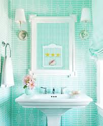 bright green bathroom small bathrooms color idea ewdinteriors