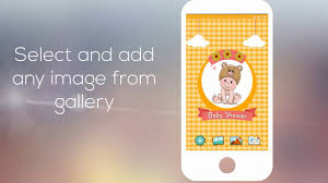 Free Invitation Card Maker Baby Shower Invitation Card Maker Free Android App Youtube