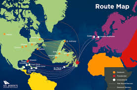 Jet Blue Route Map About The Airport St John U0027s International Airport