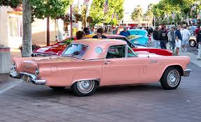 expensive pink cars ford thunderbird google search exotic sports u0026 luxury cars