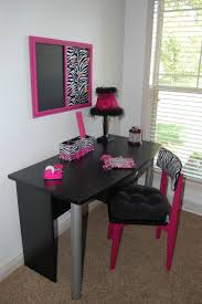 Cheap Zebra Room Decor by Bedroom Winsome Girls Bedroom Desk Bedding Scheme Ideas Cozy