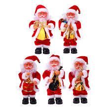 dolls electric santa claus with sound navidad