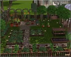 Sims 3 Garden Ideas Arda Small Garden The Sims 3 Pinterest Small Gardens And Sims