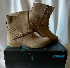 womens desert boots size 11 teva s suede ankle boots ebay