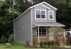 Home Exterior Remodel - exterior mobile home makeover double wide exterior remodel mobile