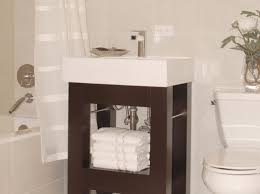 corner bathroom vanity ideas small bathroom sink ideas brown vanity with white alluring