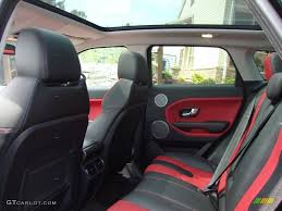 land rover evoque interior interior design top range rover evoque red interior popular home