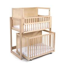 Crib Loft Bed Bedroom Loft Bunk With Crib Underneath Beds Toddler Home