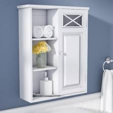Bathroom Wall Mount Cabinet Wall Mounted Bathroom Cabinets You U0027ll Love Wayfair