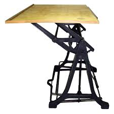 Mechanical Drafting Tables A Drafting Desk For Kett Early Mechanical Drafting Table