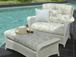 Lounge Chair And Ottoman Set Design Ideas Trend Wicker Chair With Ottoman About Remodel Furniture Chairs