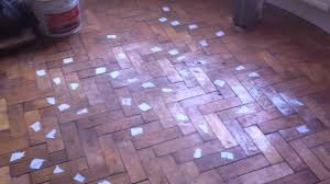 parquet flooring repair and restoration cheshire