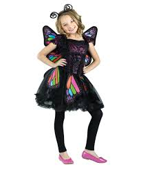 rainbow butterfly girls costume girls costume
