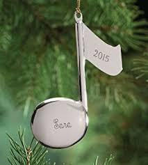 Music Christmas Tree Ornament by Amazon Com 5