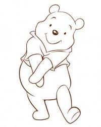 how to draw how to draw pooh hellokids com