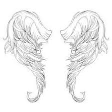 feminine wing designs for tattoos search girly