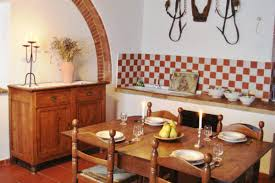 Tuscany Dining Room Rent Our Vacation Villa In Chianti Your Private Villa In Tuscany