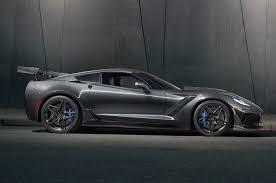 chevy supercar new corvette zr1 arrives as fastest most powerful corvette yet
