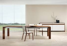Sustainable Dining Table Dining Room Design Beautiful Modern Home Sustainable Wood Dining