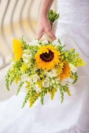 Sunflower Bouquets Wedding Ideas Orange Sunflower Wedding Bouquets Sunflower
