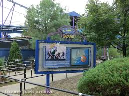 Six Flags Zoo Bizarro At Six Flags Great Adventure Theme Park Archive