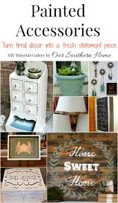 Thrift Store Diy Home Decor by Thrift Store Mirror Makeover Our Southern Home