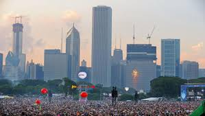grant park chicago map get to grant park with the 2015 lollapalooza map wxrt