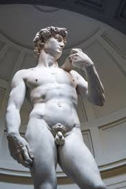 David Sculpture Meeting The David At Galleria Dell Accademia Florence Travel