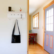 furniture surprising wall mounted coat rack with shelf tommay