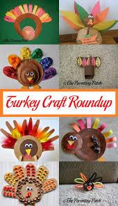 59 best thanksgiving crafts images on pinterest