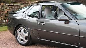 porsche slate gray metallic 968
