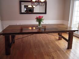 How To Make A Dining Room Table Home Design Ideas And Pictures - Dining room table