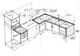 plan de cuisine en l plan cuisine meilleures idées de décoration à la maison