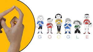 learn the british sign language alphabet with google u0027s