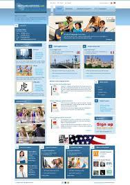 joomla education templates jm language school premium joomla education template