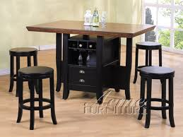 counter height kitchen island 5 heritage hill counter height kitchen island set in multi