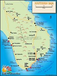 map cabo mexico grand mayan los cabos maps getting there