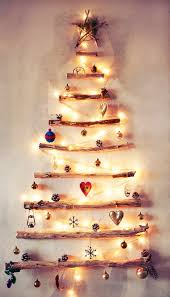 Homemade Christmas Tree by Christmas Decoration Ideas For 2016 Christmas Tree Diy