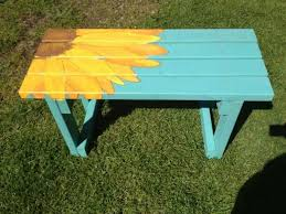 best 25 painted benches ideas on pinterest old benches