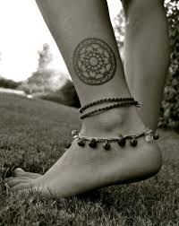 ankle tattoos archives feedpuzzle