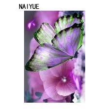 online get cheap purple butterfly decorations aliexpress com
