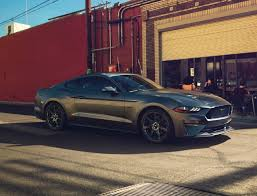badass mustang 2018 ford mustang production start date ford authority