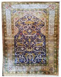 Ottoman Carpet Galerie Buter Rugs Carpets Ottoman Rug In Silk Asia Minor