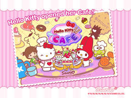 kitty cafe app store