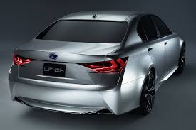 lexus lf sedan lexus lf gh concept hybrid sports sedan unwrapped 50 high res photos