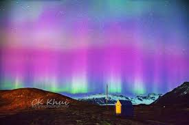 reykjavik iceland northern lights แสงเหน อท เก ดท เม อง vik picture of reykjavik excursions
