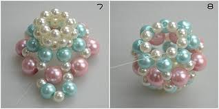 make pearl necklace images How to make pearl jewelry how to make a pearl necklace jewelry jpg
