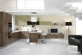 italian modern kitchen design contemporary italian modern kitchen design with wooden cabinet